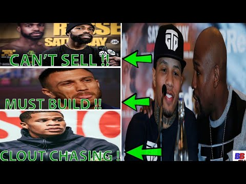 """(WOW) """"TANK"""" DAVIS SAYS HE HAS NO INTEREST IN GARY RUSSELL, HANEY OR LOMACHENKO ONLY RYAN GARCIA !  """