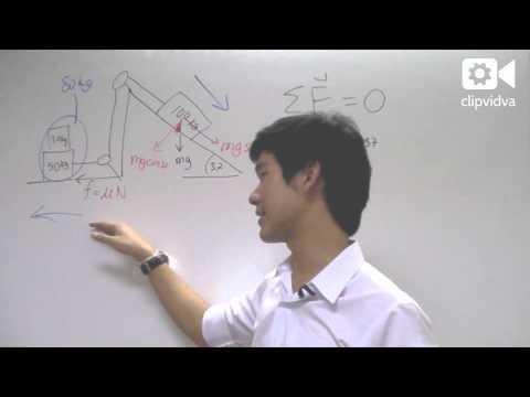 [clipvidva]  สมดุลกล Mechanical Equilibrium Part2/5
