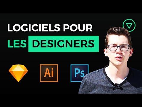 Les logiciels pour les DESIGNERS