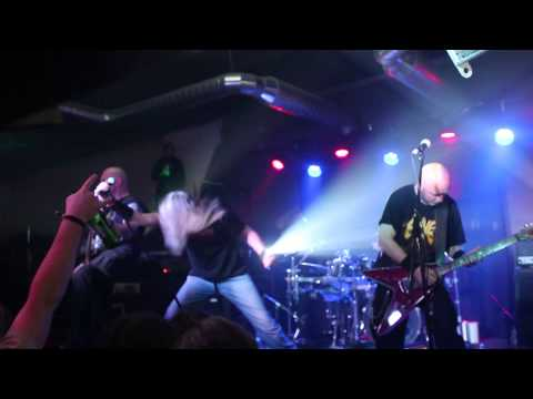 Hail of Bullets - DG-7 (live in Bucharest, 30.11.2013 at November to Dismember)