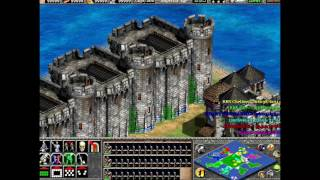 CBA - Age of Empires 2 - Age of Kings 3v3