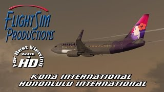 [FSX] Hawaiian Vacation Island Hop