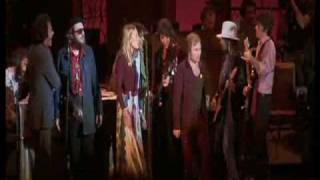The Band - The Last Waltz (Excerpt from Documentary Movie) Part 3 of 3