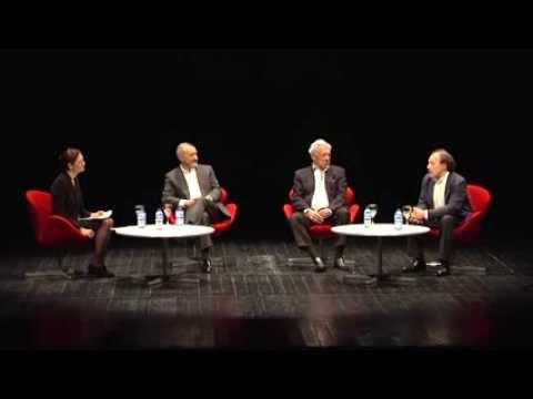 Vídeo de la charla con motivo del 50 aniversario de Alfaguara