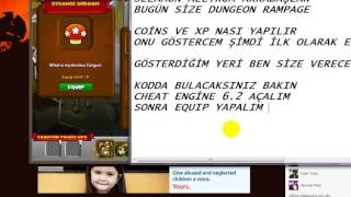 Dungeon Rampage Coins Ve Xp Hilesi