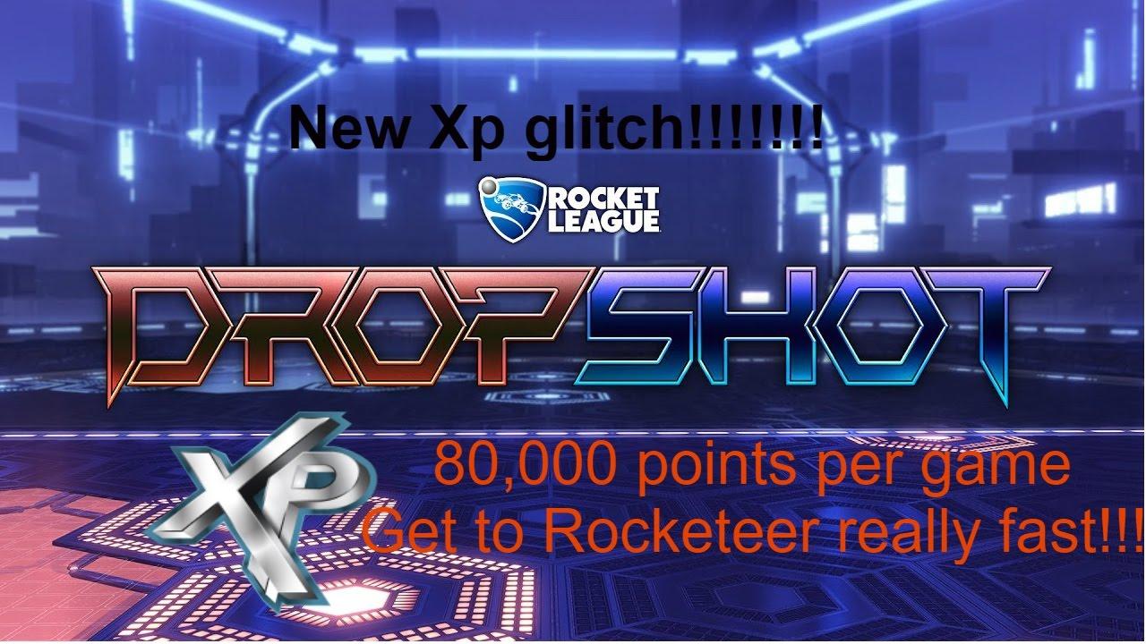 Rocket league new XP glitch 80000 points per game