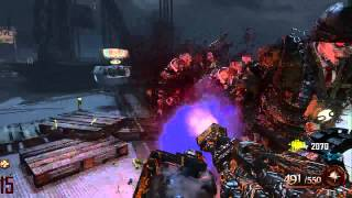 "Black Ops 2 - ""Mob of the Dead Golden Gate Bridge Gameplay"" ""Mob of the Dead Airplane"""