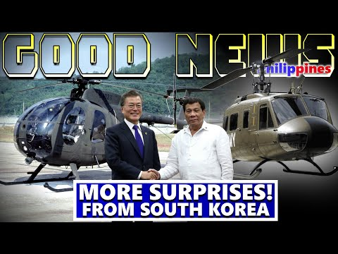 GOOD NEWS MORE HELICOPTER TO COME FROM SOUTH KOREA | MORE SURPRISES FROM SOUTH KOREA