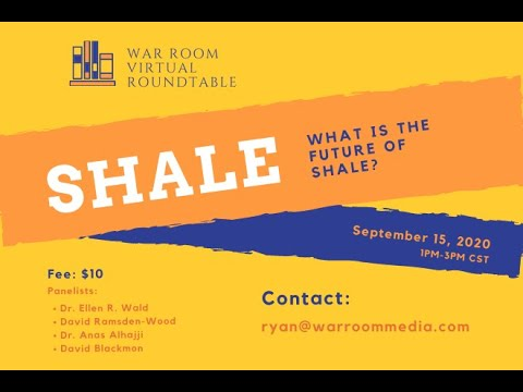 What is the future of the U.S. shale industry? Replay (FREE)