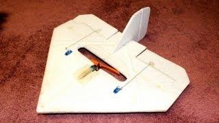 EPP Firefly KF Delta Test Flights