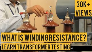 Transformer Testing - WINDING …