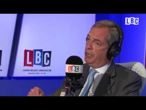 Nigel Farage: Check All Cars And Lorries From France