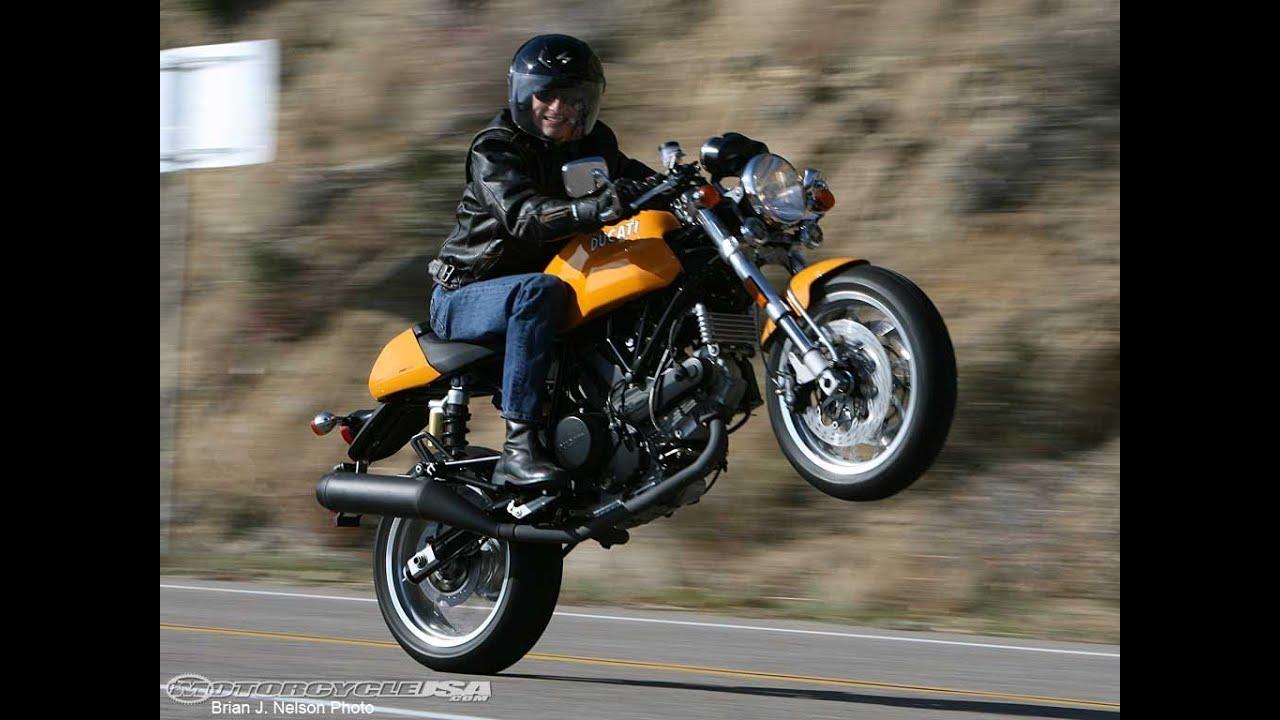 2007 ducati sport 1000 first ride motousa youtube. Black Bedroom Furniture Sets. Home Design Ideas