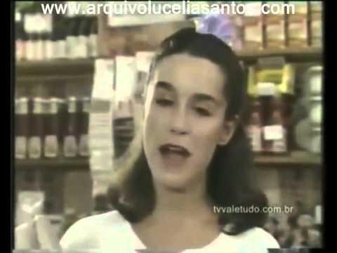 Lucélia Santos Comercial Tem Que Dar Certo