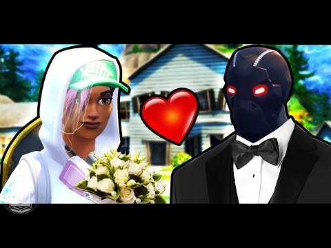 OMEGA GETS MARRIED - A Fortnite Short Film