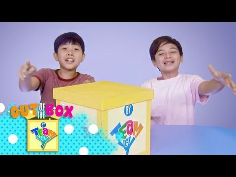 Out of the Box by Team YeY | Opposite Hand Drawing Challenge
