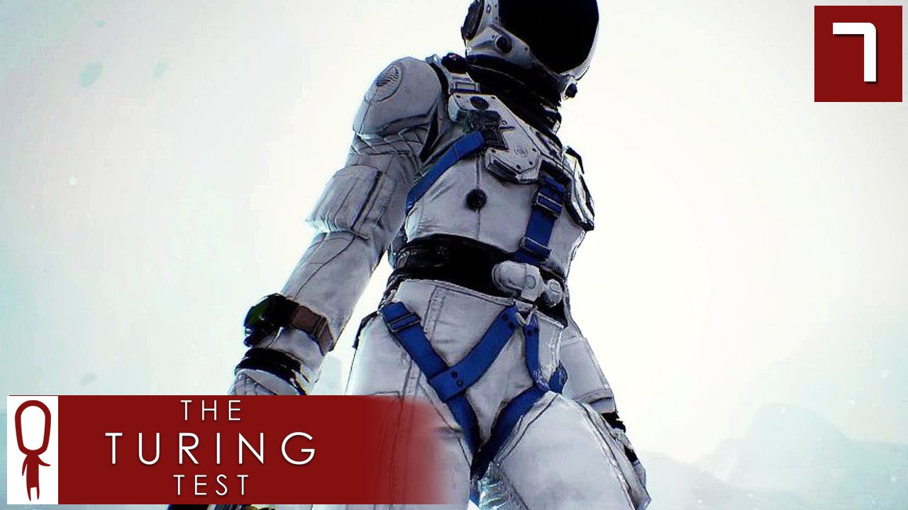 The Turing Test Gameplay Part 7 - BioLab [Chapter 6 Section 6] Lets Play