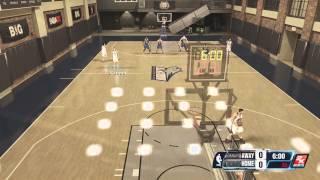 NBA 2K14 MyCareer- A Rude Practice Glitch   Ep 6