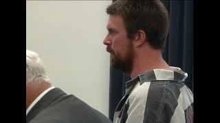 Ryan Leaf Sentenced, Apologizes