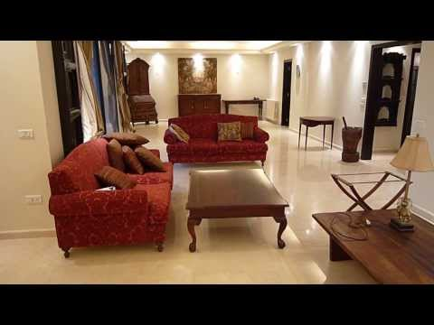 Furnished apartment for rent in Beirut Achrafieh 4 bedrooms Phoenicia Property