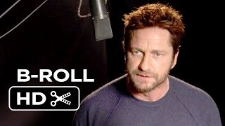 How To Train Your Dragon 2 B-ROLL - Cast ADR (2014) - Animated Sequel HD