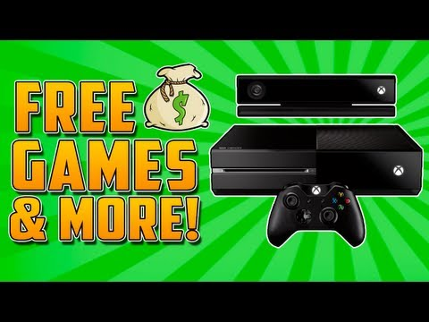 """""""FREE GAMES"""" on Xbox One & No More Microsoft Points! (Xbox One Updates & News)"""