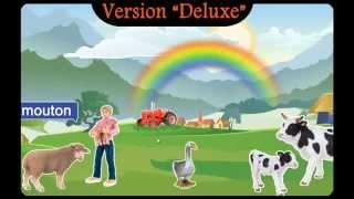 Les cris des animaux de la ferme (version gratuite et
