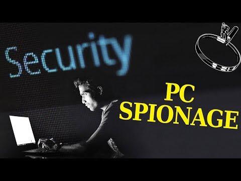 Computerüberwachung, PC-Spionage, PC-Überwachungsprogramme, PC-Überwachung, Computerueberwachung