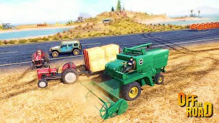 How To Do Farming In OTR | Off The Road - OTR Open World Driving Android Gameplay HD screenshot 4