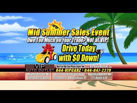 Vip Auto Outlet >> Mid Summer Sales Event Vip Auto Sales July 2018 Youtube