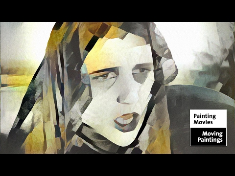 Painting Movies – Moving Paintings