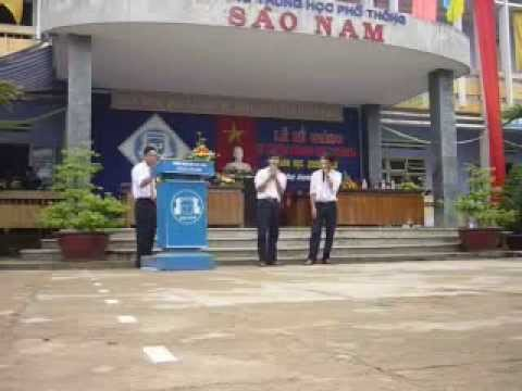 Kỷ niệm trường xưa - Lễ Tri Ân Trưởng Thành THPT Sào Nam