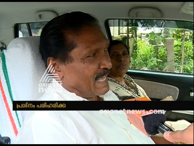 Pathetic condition of the Thiruvalla MC Road
