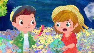 Bug Song | Nursery Rhymes & Kids Songs - ABCkidTV