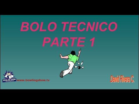 Bowling Tenico - David Rivera - Parte 1