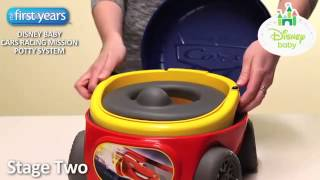 MTKIDS LUBLIN  NOCNIK Disney Pixar Cars Racing Mission Potty System from The First Years