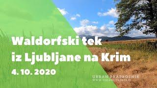 Waldorfski tek na Krim 2020