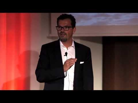 Entrepreneurial space: Frank Salzgeber at TEDxRheinMain