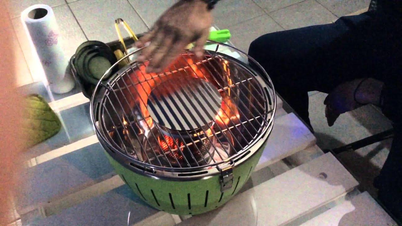 Aldi Holzkohlegrill Elektrisch : Lotusgrill aldi test erster test mit meinen neuen grillgrates