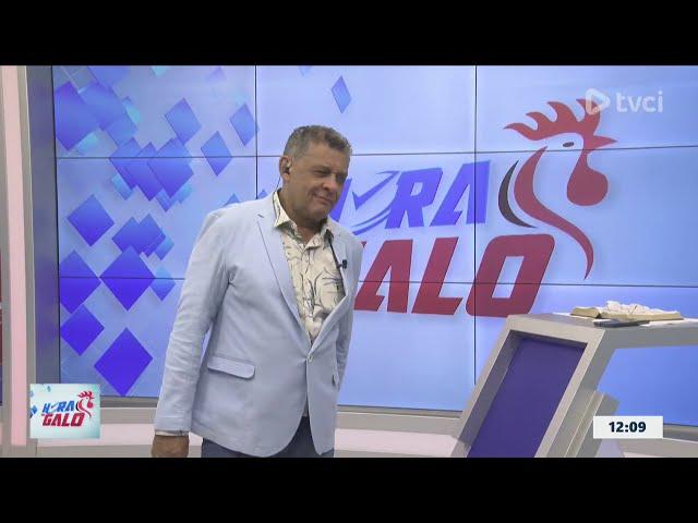HORA DO GALO - 27/02/2021