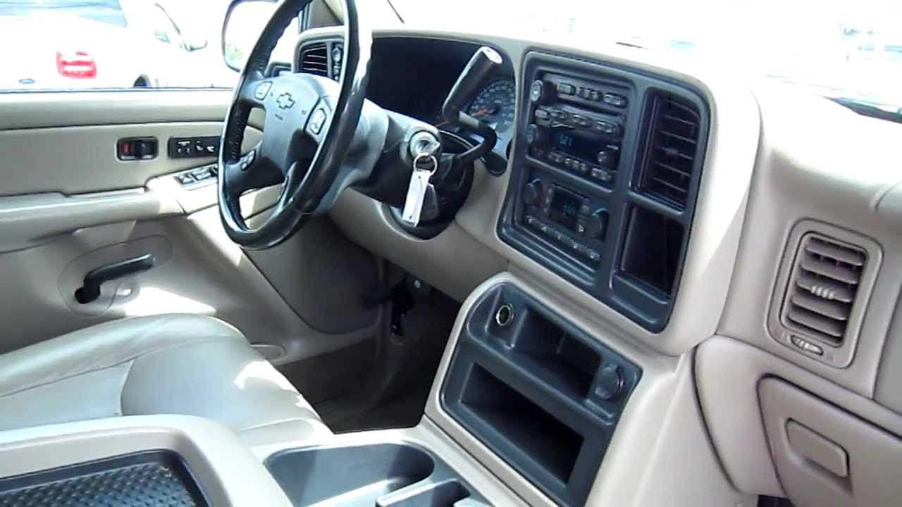 2004 Chevy 2500 LT3 Crew Cab 4x4 Available From Florida Sport Trucks