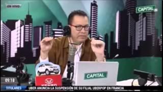 """Butters Respondió a Comentarista Chileno: """"Nacieron Robando"""""""