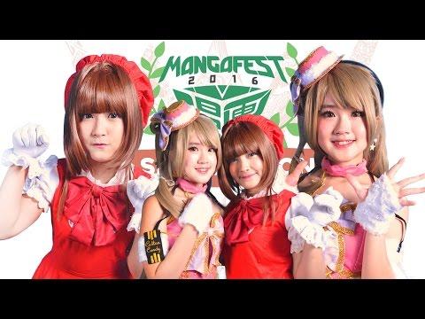 Cosplay Showcase [MANGAFEST UGM 2K16]. Part 2/2