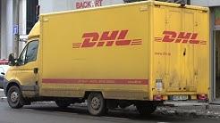 Jugendliche klauen DHL-Wagen für Umzug: Sie hatten kein Geld für eigenes Auto!