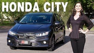 Honda City EXL 2018 em Detalhes com Giu Brandão