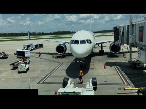 Spotting at Orlando International Airport (MCO)