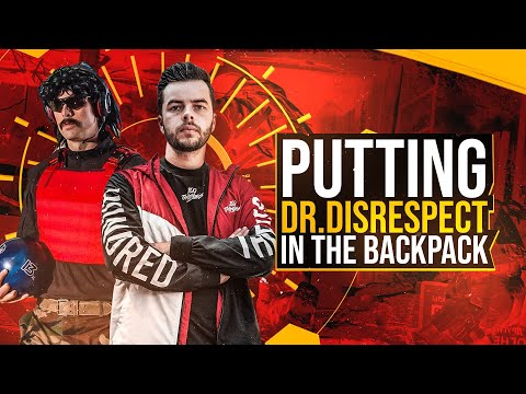 PLAYING WITH DR DISRESPECT VS UNDEFEATED GAMEBATTLES TEAM!