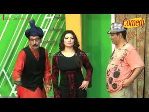 Amanat Chan   Zafri Khan   Khushboo   Iftikhar Thakur   Non Stop Comedy