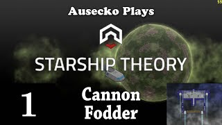 Starship Theory USS Cannon Fodder 1 [Asymetric]