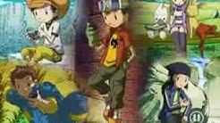 Digimon Staffel 4 Opening German